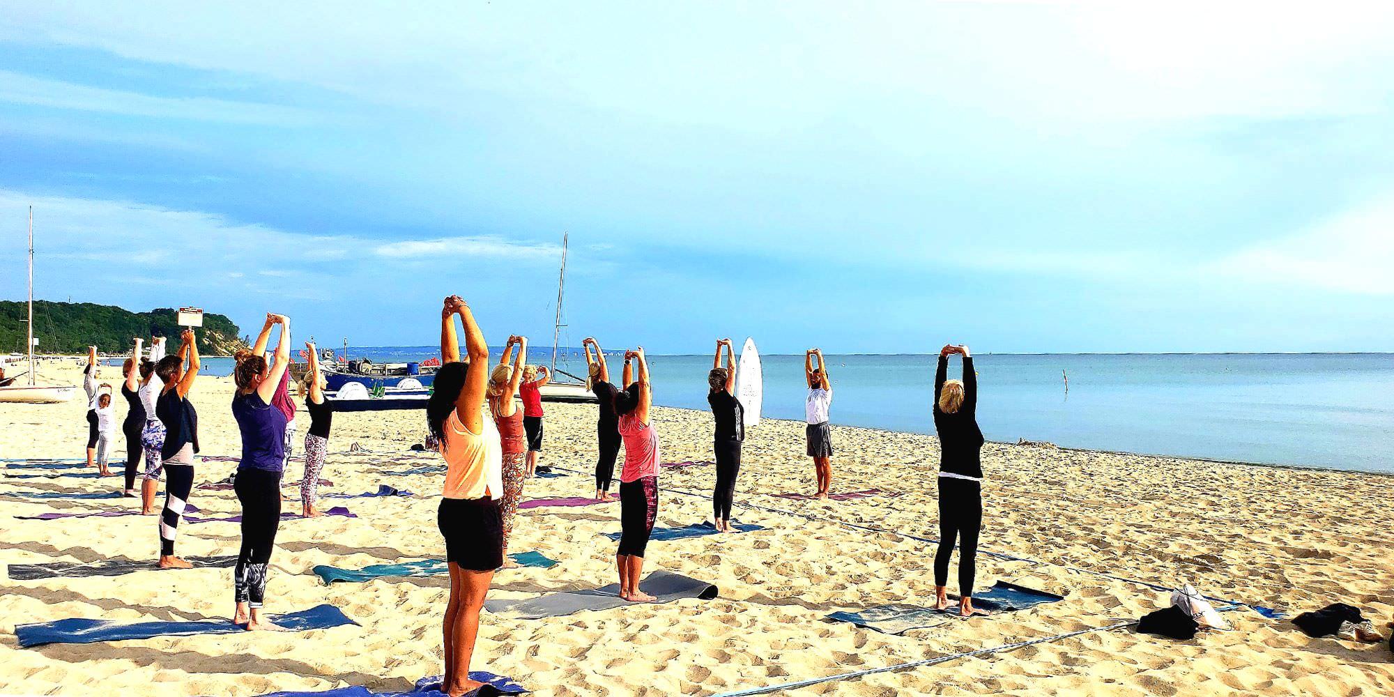 Iyengar Yoga an der Ostsee 2020