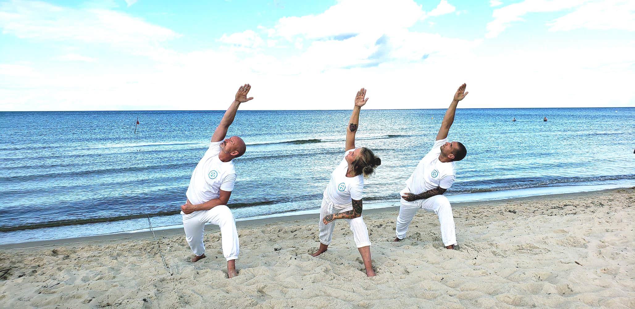 Ein Yogasommer am Meer 2020